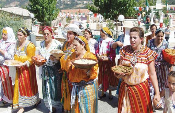 -الجزائر تحتفل بـ يانير